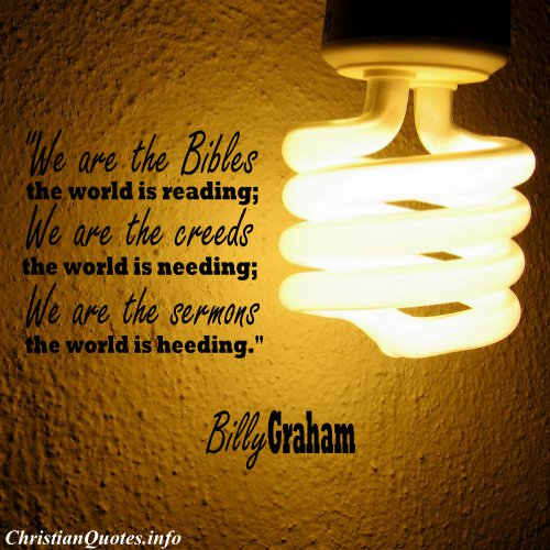43 Billy Graham Quotes | ChristianQuotes info