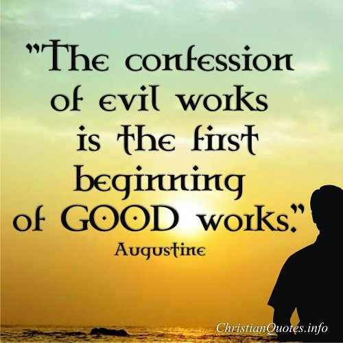 the confession of augustine Restless heart the confessions of augustine x $2495 $2246 (online discount  a special 2-dvd collector's edition of the acclaimed epic film on st augustine of .