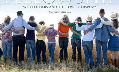 Fellowship - Andrew Murray quote