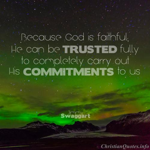 18 Powerful Quotes About Trust Christianquotesinfo
