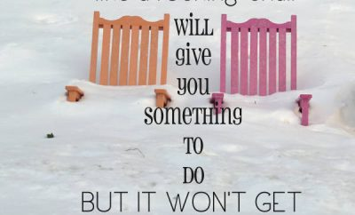 "Vance Havner Quote - ""Worry, like a rocking chair, will give you something to do, but it won't get you anywhere."""