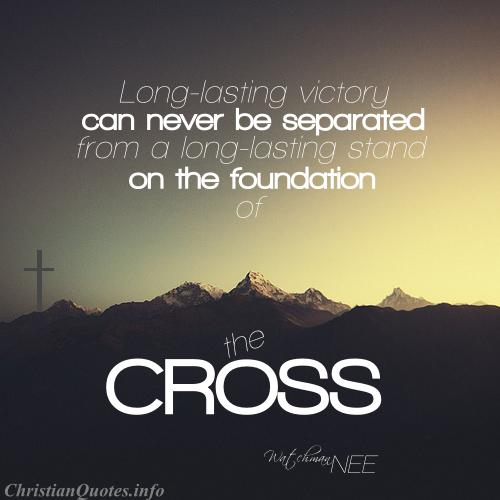 19 Important Quotes About The Cross