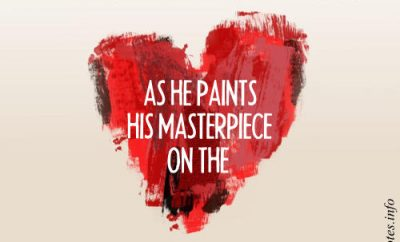 "Ravi Zacharias Quote - ""Time is the brush of God, as he paints his masterpiece on the heart of humanity."""
