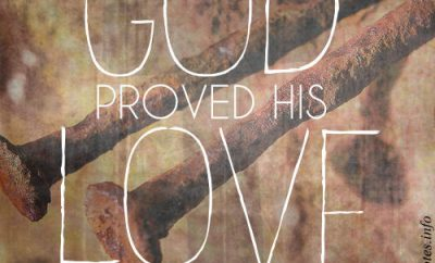 Billy Graham Quote - Billy Graham Quote - God Proved His Love