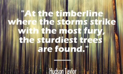 Hudson Taylor Quote - Perseverance