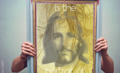 "John Stott Quote - ""The Bible is the portrait of Jesus Christ."""