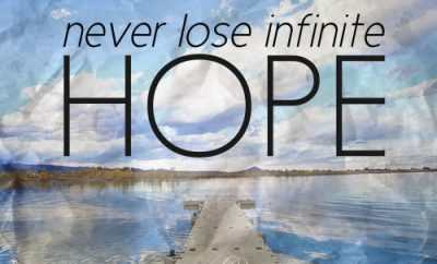 "Martin Luther King Jr. Quote - ""We must accept finite disappointment, but never lose infinite hope."""