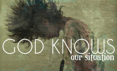 "C.S. Lewis Quote - ""God knows our situation"""