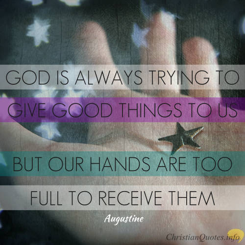18 Powerful Quotes About Giving And Receiving Christianquotesinfo
