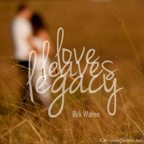 Simple Quotes About Love Fascinating Rick Warren Quote  5 Simple Truths About Love  Christianquotes