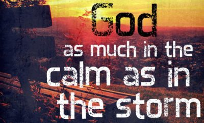 """Jack Hyles Quote - """"We need God as much in the calm as in the storm."""""""