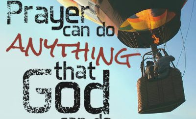 "R.A. Torrey Quote - ""Prayer can do anything that God can do"""