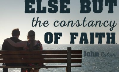 """Hope is nothing else but the constancy of faith."""