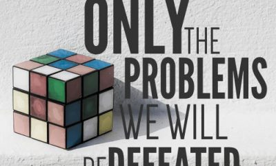 "Warren Wiersbe Quote - ""If we see only the problems, we will be defeated"