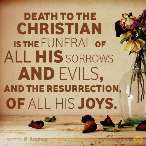 Top 11 Bible Verses To Put On Tombstones | ChristianQuotes info