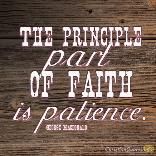 bible verses on patience