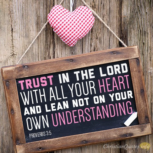 60 Powerful Quotes About Trust ChristianQuotes Inspiration Trust In The Lord Quotes