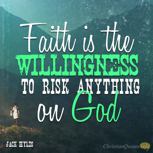 Faith In God Quotes Classy 48 Reasons To Risk For God ChristianQuotes