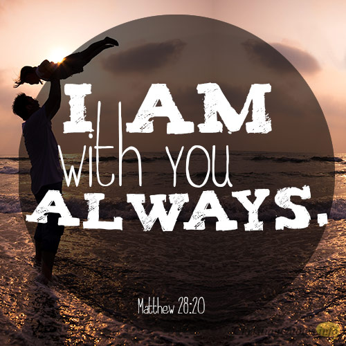 4 Ways That Christ Is Always With Us Christianquotesinfo