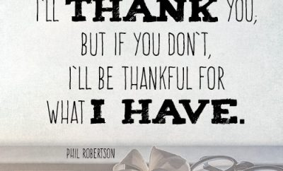 Phil Robertson Quote Images