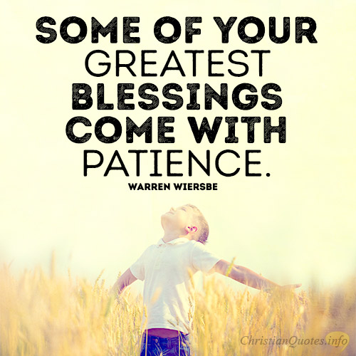 3 Ways Patience Pays Off