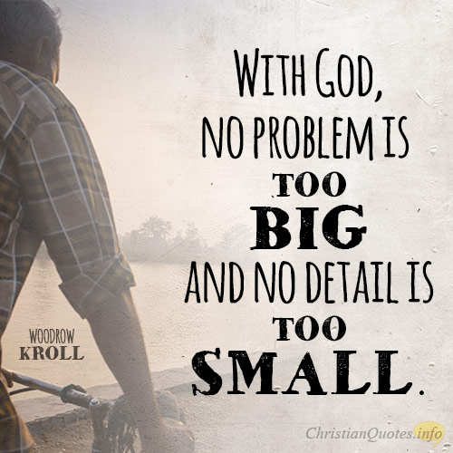 4 Reasons Size Doesnt Matter To God Christianquotesinfo