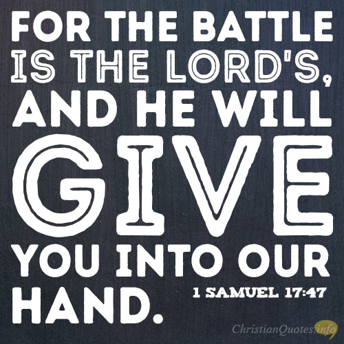 17 Quotes From The Book Of 1 Samuel - Famous Bible Quotations