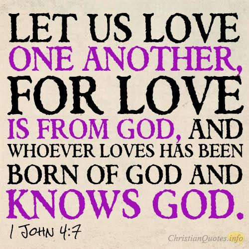 bible verses for loved ones