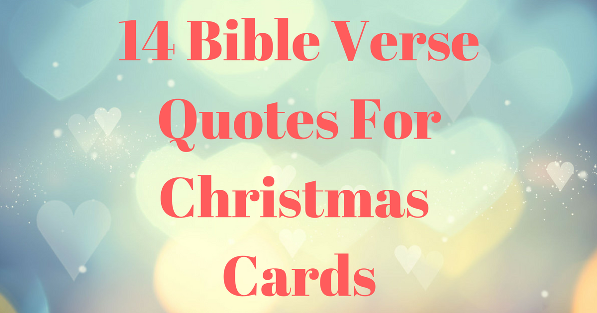 14 bible verse quotes for christmas cards 2 m4hsunfo
