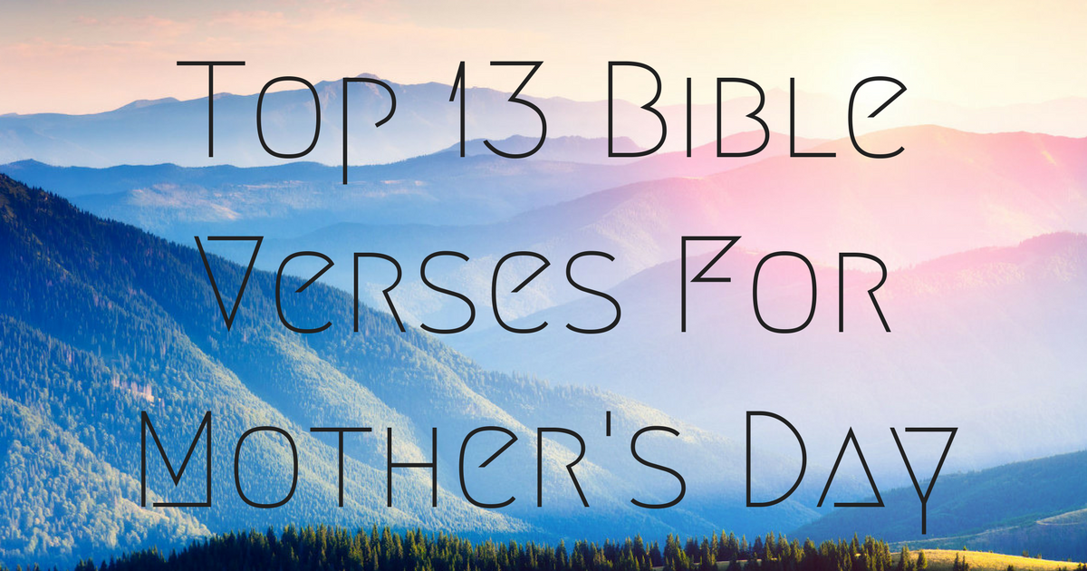 top bible verses for mother s day info