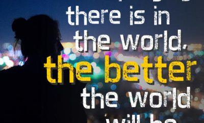 "EM Bounds Quote - ""The more praying there is in the world, the better the world will be."""