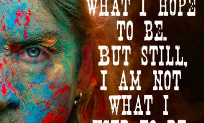 """John Newton Quote - """"I am not what I hope to be. But still, I am not what I used to be"""""""